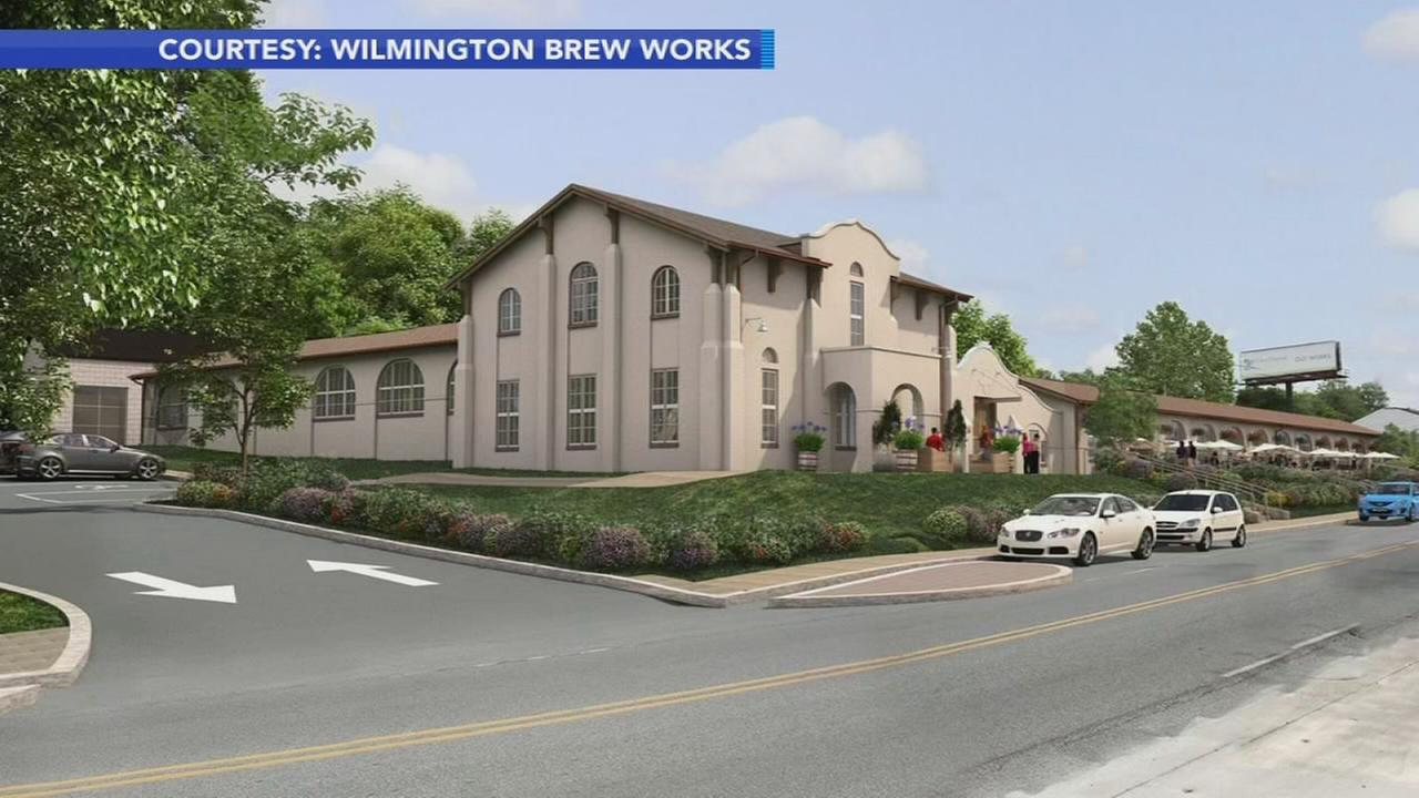 Wilmington Brew Works set to open next spring