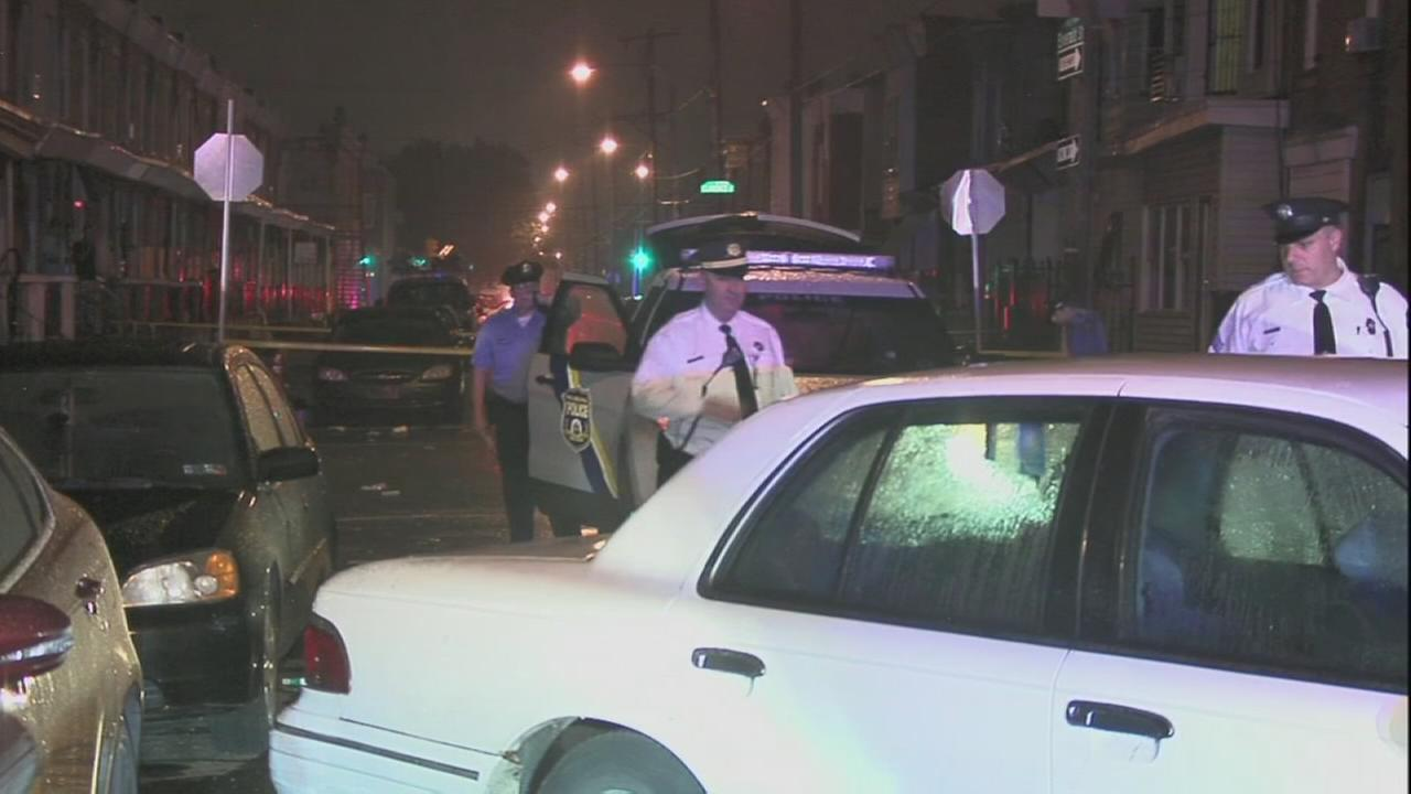 VIDEO: Man shot while trying to stop robbery