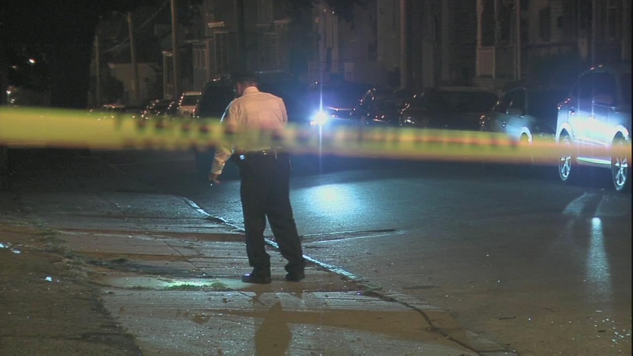 VIDEO: Man shot twice in back in Germantown shooting