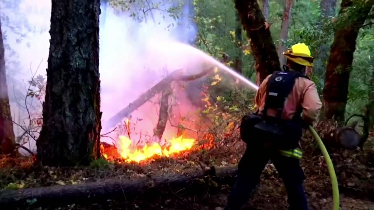 VIDEO: California getting the upper hand against deadly wildfires