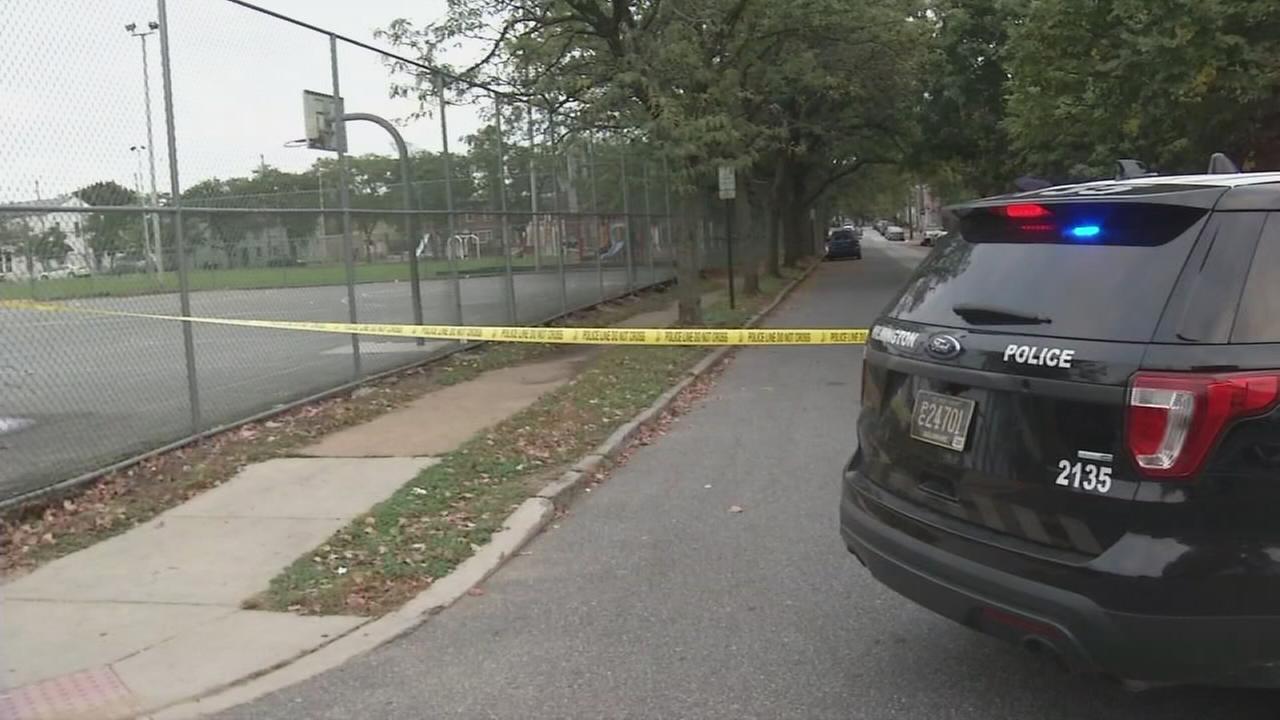 Teenager shot at Wilmington playground