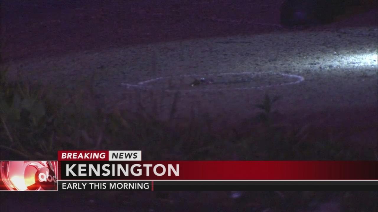 Deadly shooting in Kensington