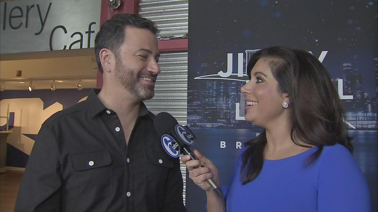 Jimmy Kimmel promises big guests, surprises from Brooklyn
