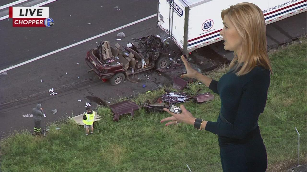 Serious crash on Pa. Turnpike