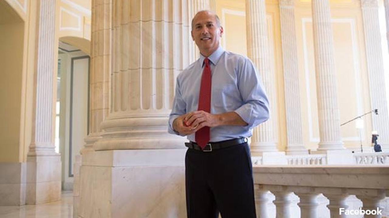 Trump: Drug czar nominee, Pa. congressman Marino, withdrawing his name