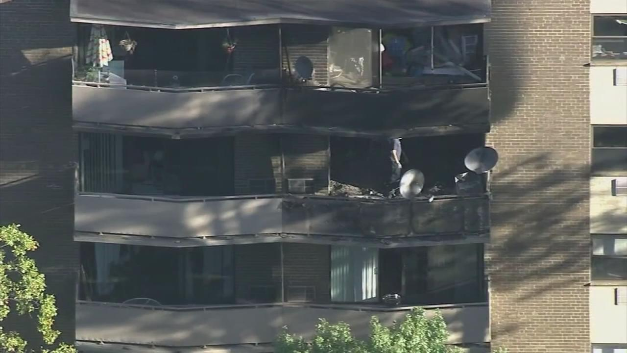 Cause of Cherry Hill apartment fire under investigation