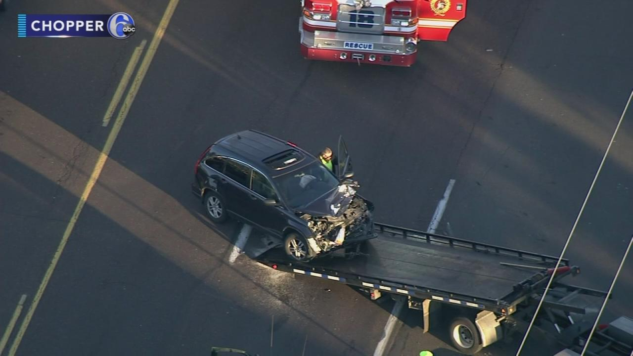 Multi-vehicle crash on Route 309 in Bucks Co.