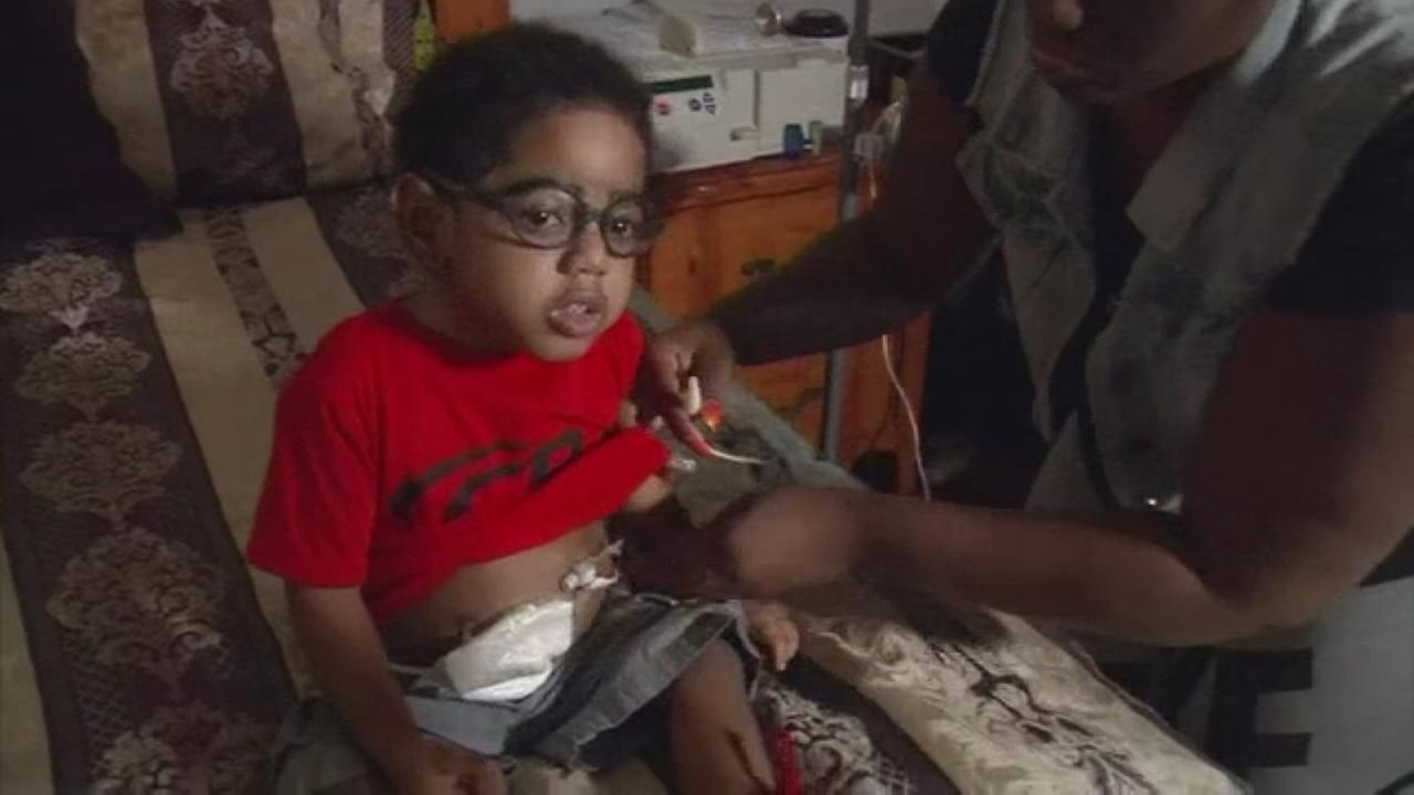 VIDEO: Toddler denied transplant because father violated probation