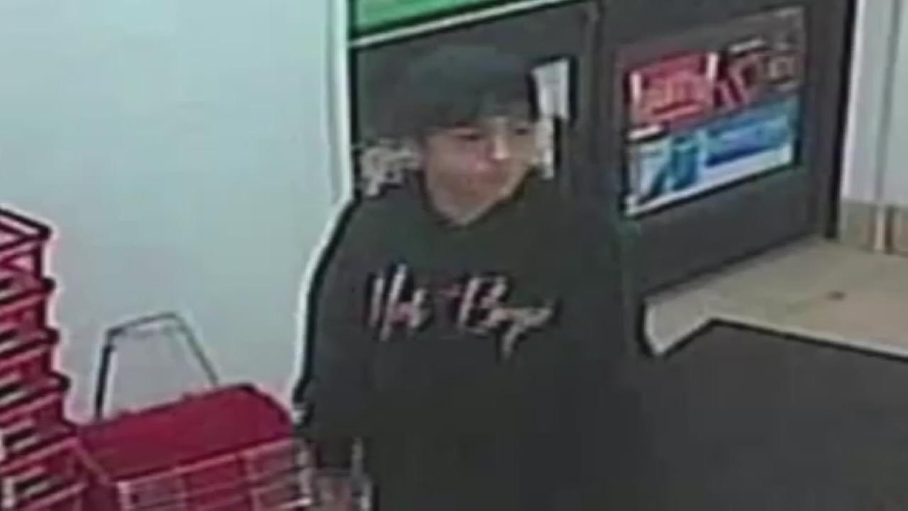 Surveillance video of teen who sucker punched a man outside a South Philly 7-Eleven released