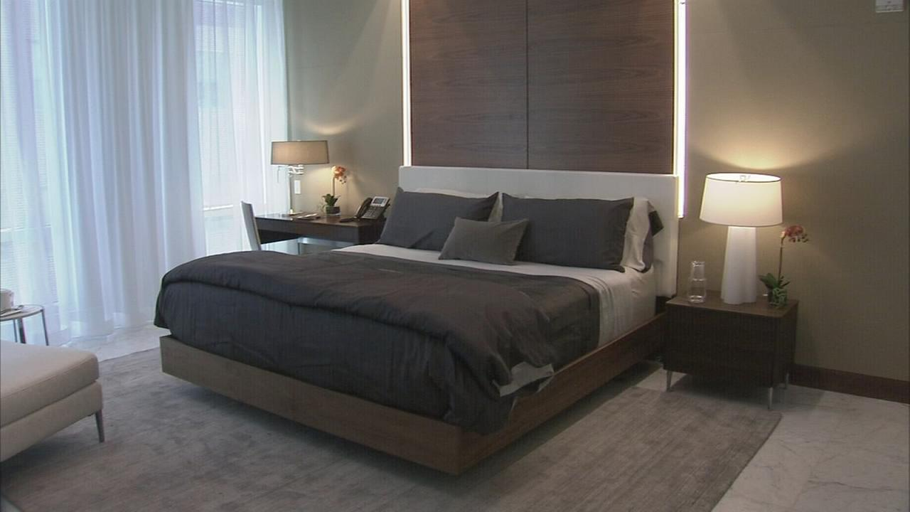 VIDEO: First look inside luxurious 500 Walnut