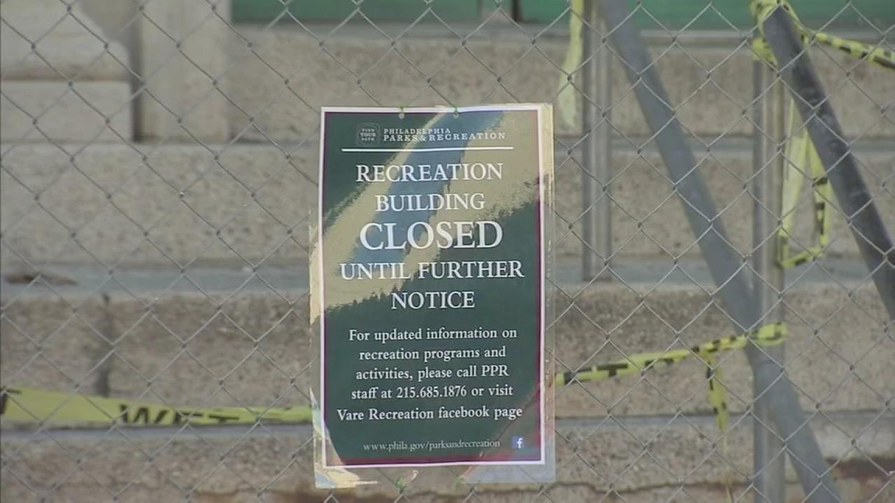 City closes Vare Recreation Center