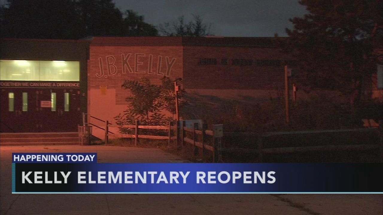 Classes resume after mold found in Phila., NJ schools
