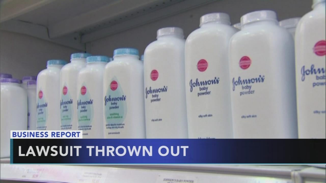 Court tosses talcum powder case