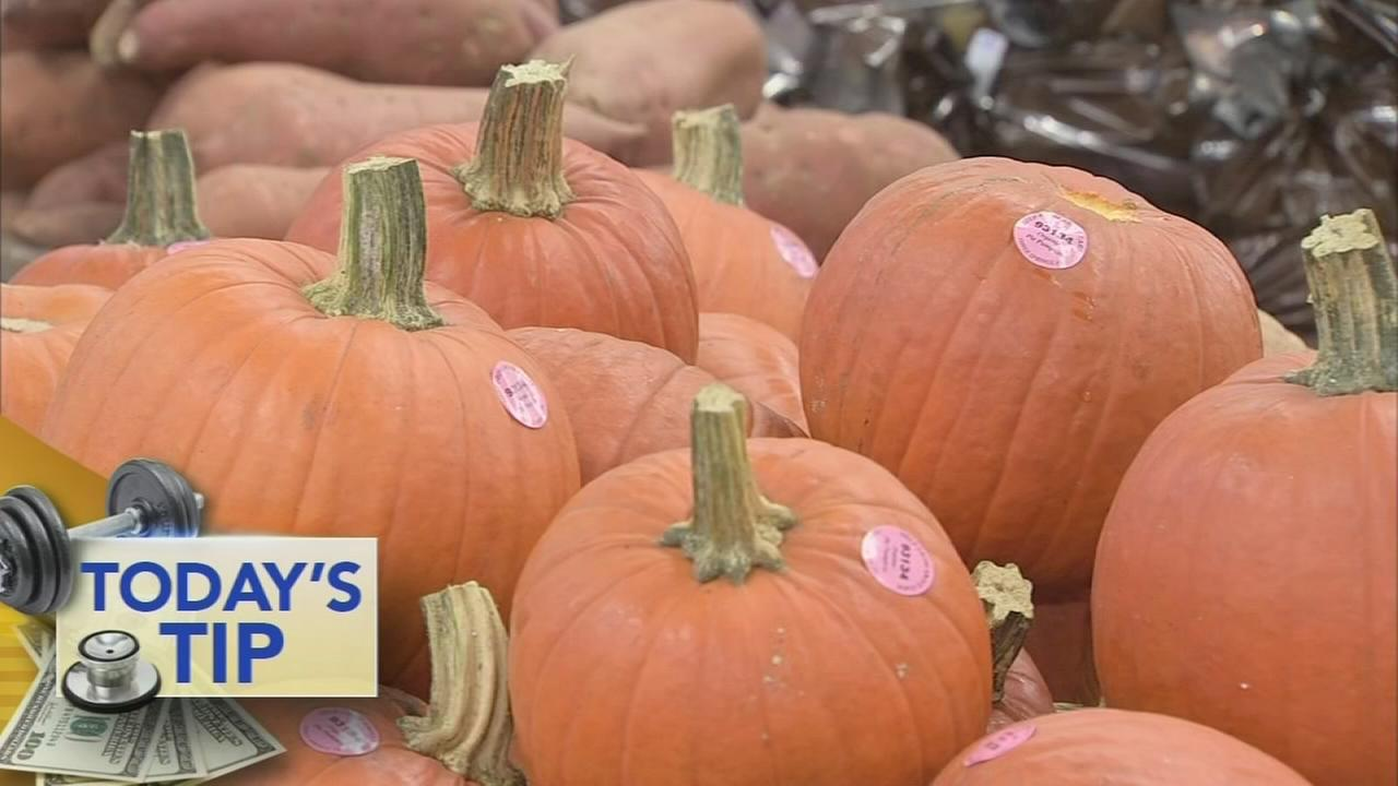 All about pumpkins - Todays Produce Tip