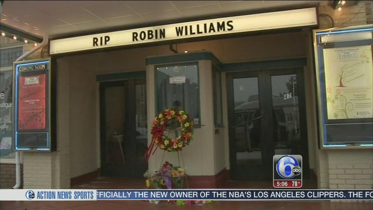VIDEO: Del. towns special connection to Robin Williams