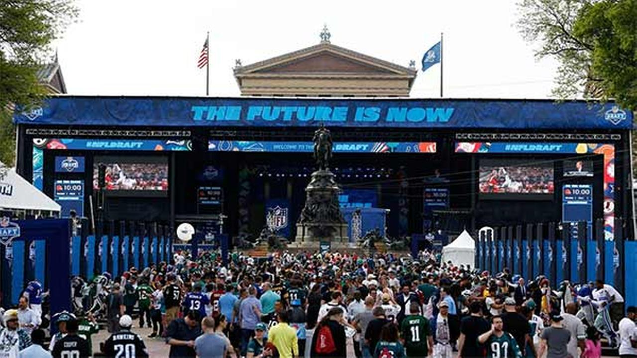 NFL Draft not returning to Philly; to be at Cowboys' stadium in 2018