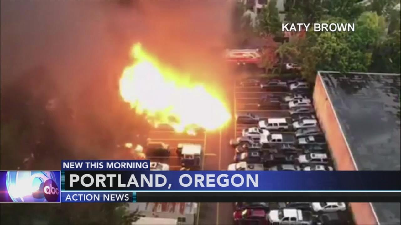 Food trucks explode in Portland