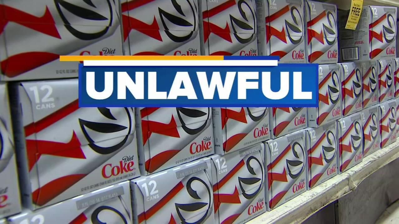 Lawsuit accuses diet soft drink makers of misleading consumers
