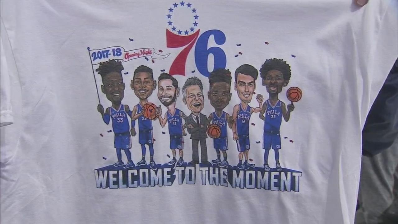 Basketball fans hopeful about Philadelphia Sixers season