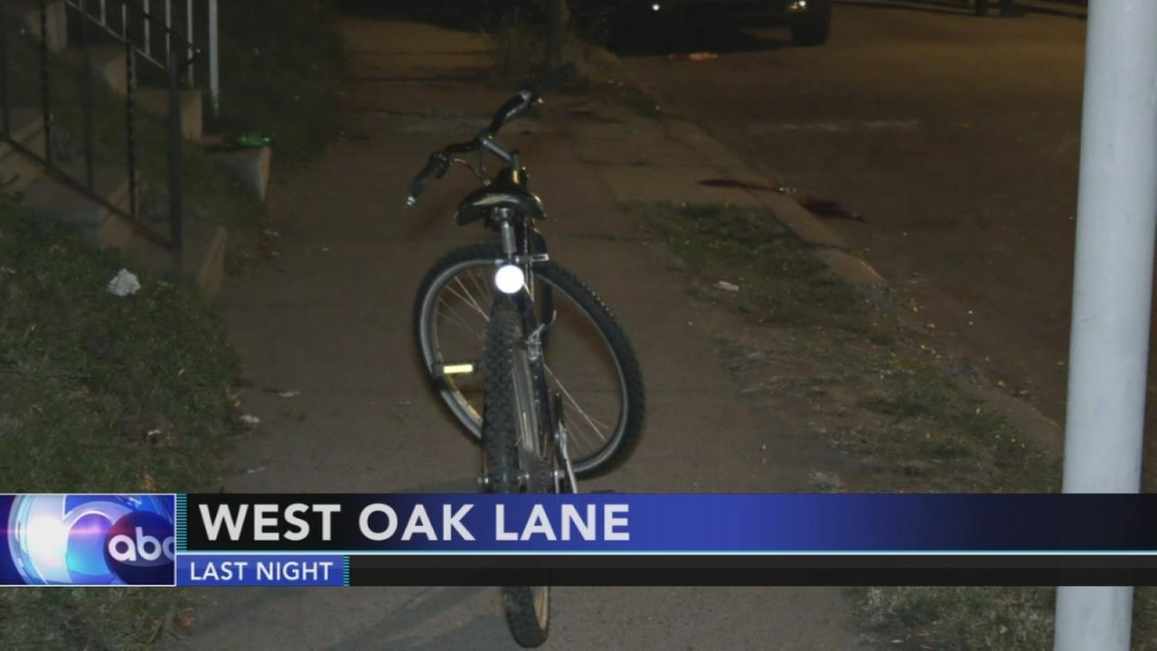 Teen critical after West Oak Lane shooting