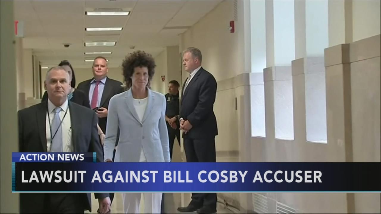 Ex-prosecutor to sue Cosby accuser, alleging personal injury