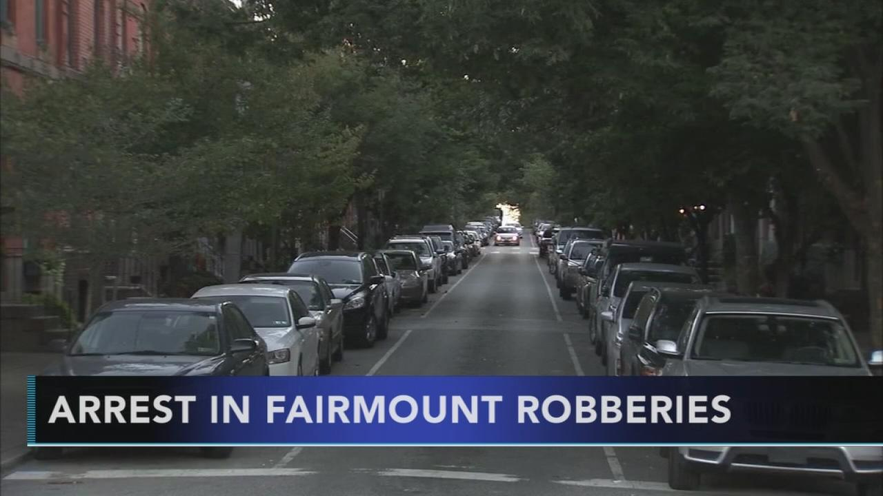 Suspect caught following rash of armed robberies in Fairmount
