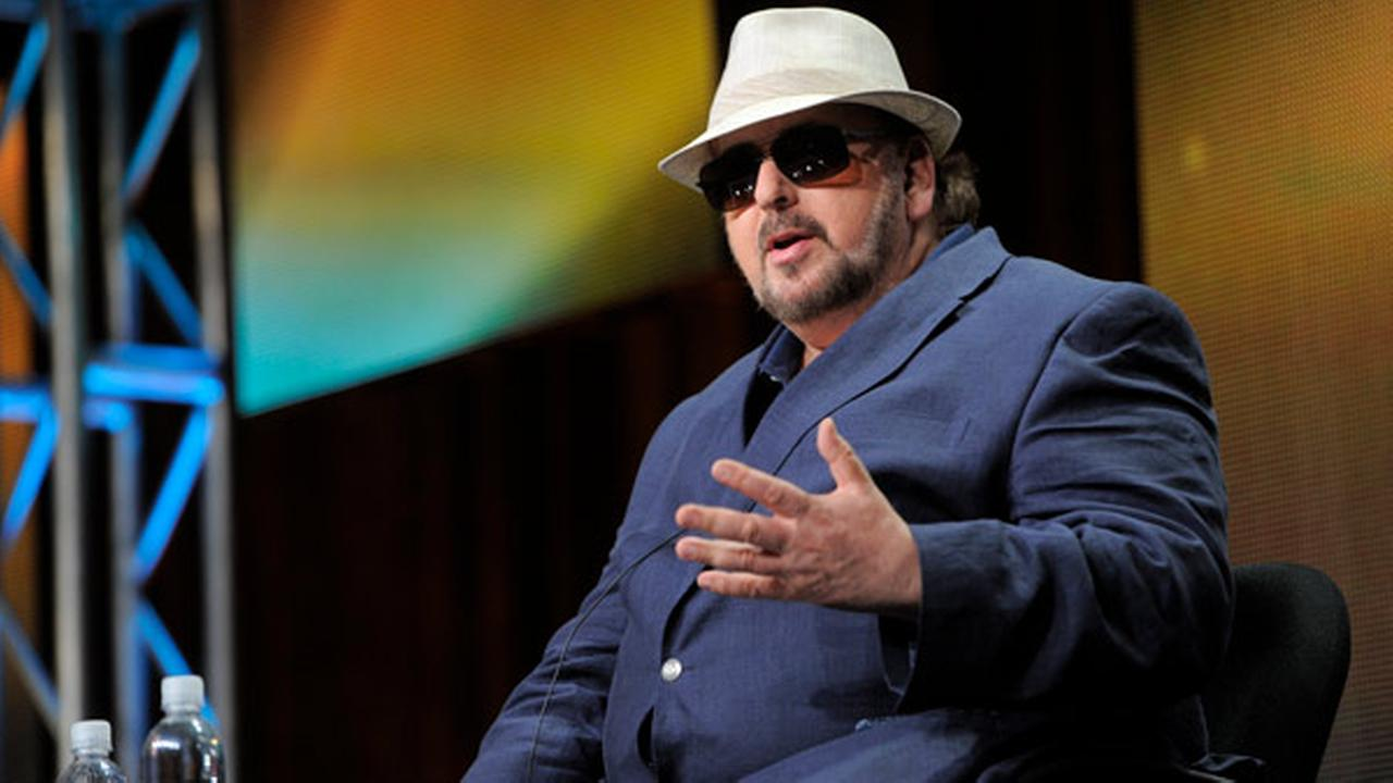 James Toback takes part in a panel discussion during HBOs Summer 2013 TCA panel at the Beverly Hilton Hotel on Thursday, July 25, 2013 in Beverly Hills, Calif.