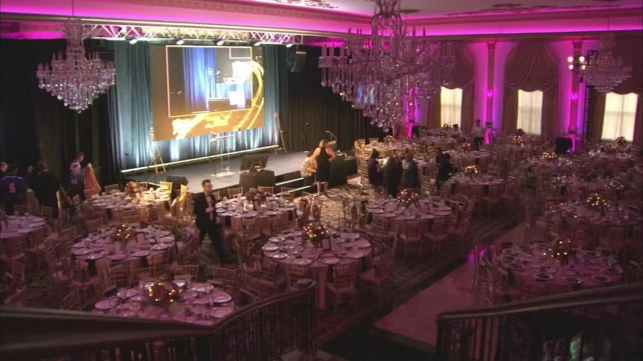 Wigs and Wishes gala in New Jersey
