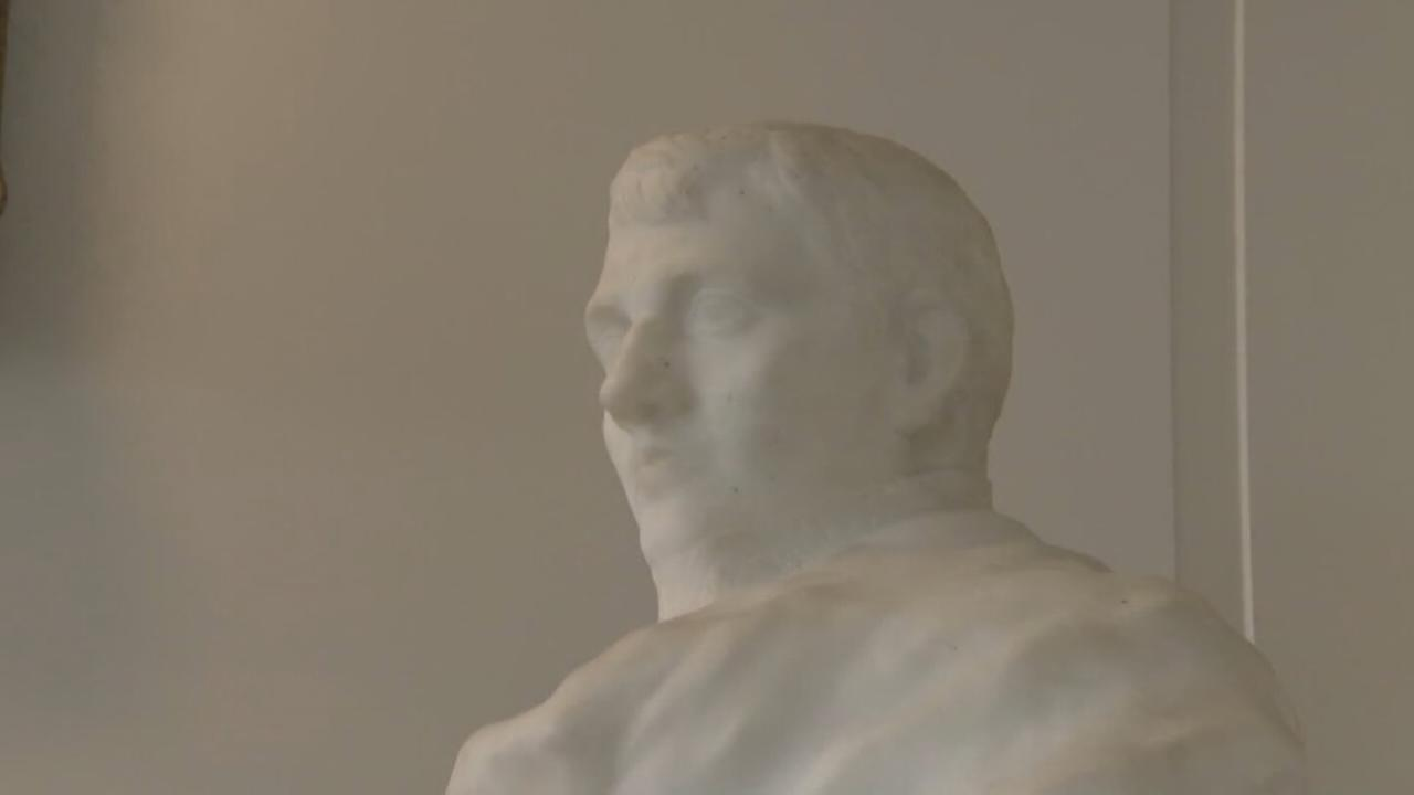 Rodin sculpture hidden in plain sight