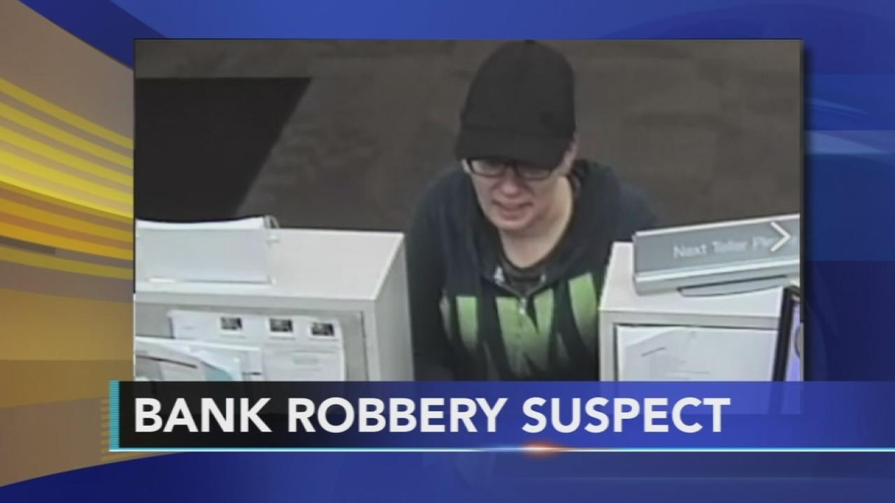 Woman robs Pennsauken bank