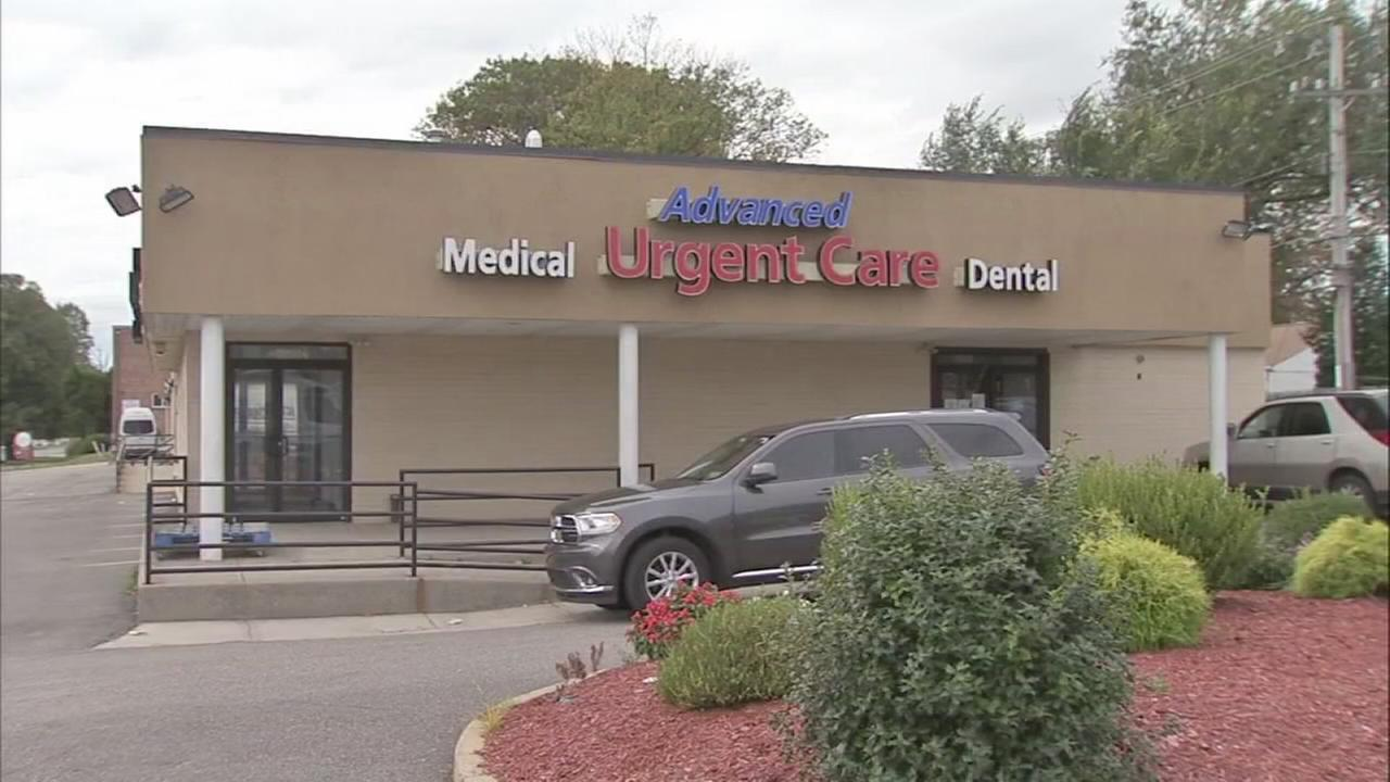 Several PA Urgent Care facilities raided Monday