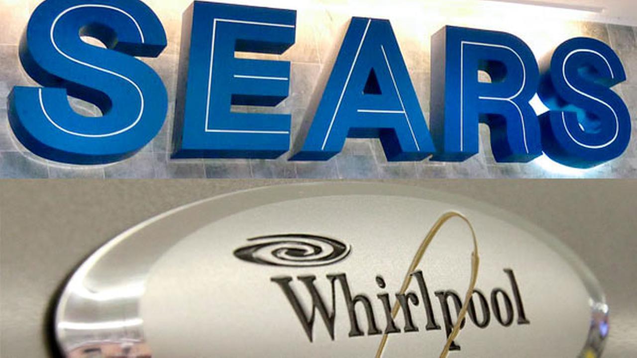 Sears-Whirlpool split after 100 years