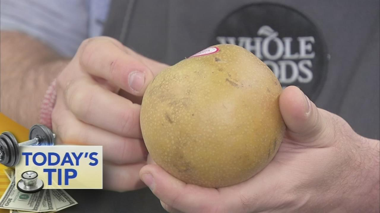 Todays Produce Tip: Asian Pears