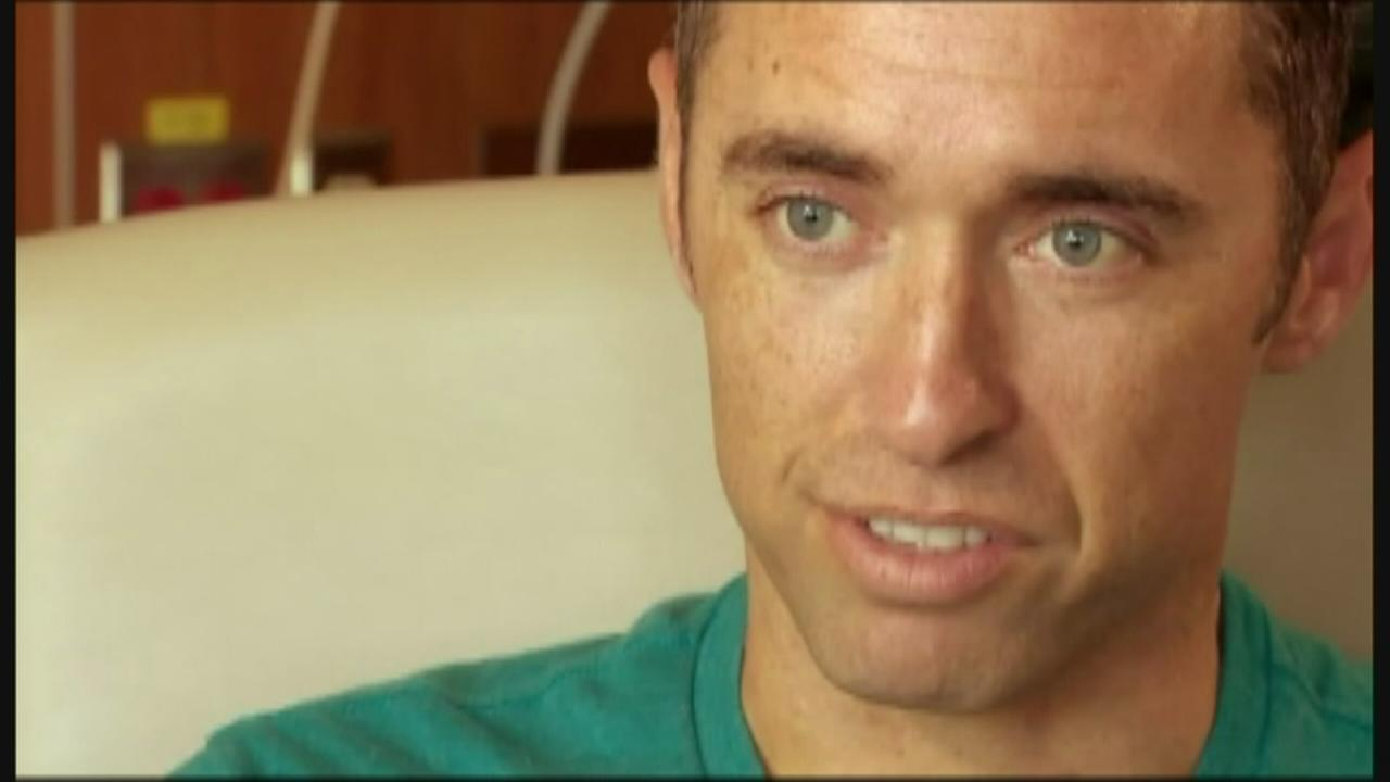 Green Beret donates liver to save nephews life