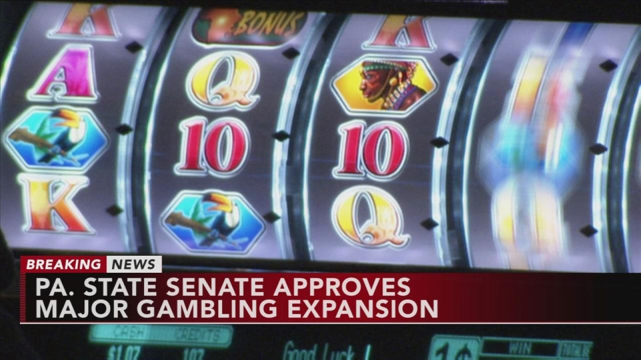 Massive borrowing, gambling bills advance in PA budget scramble