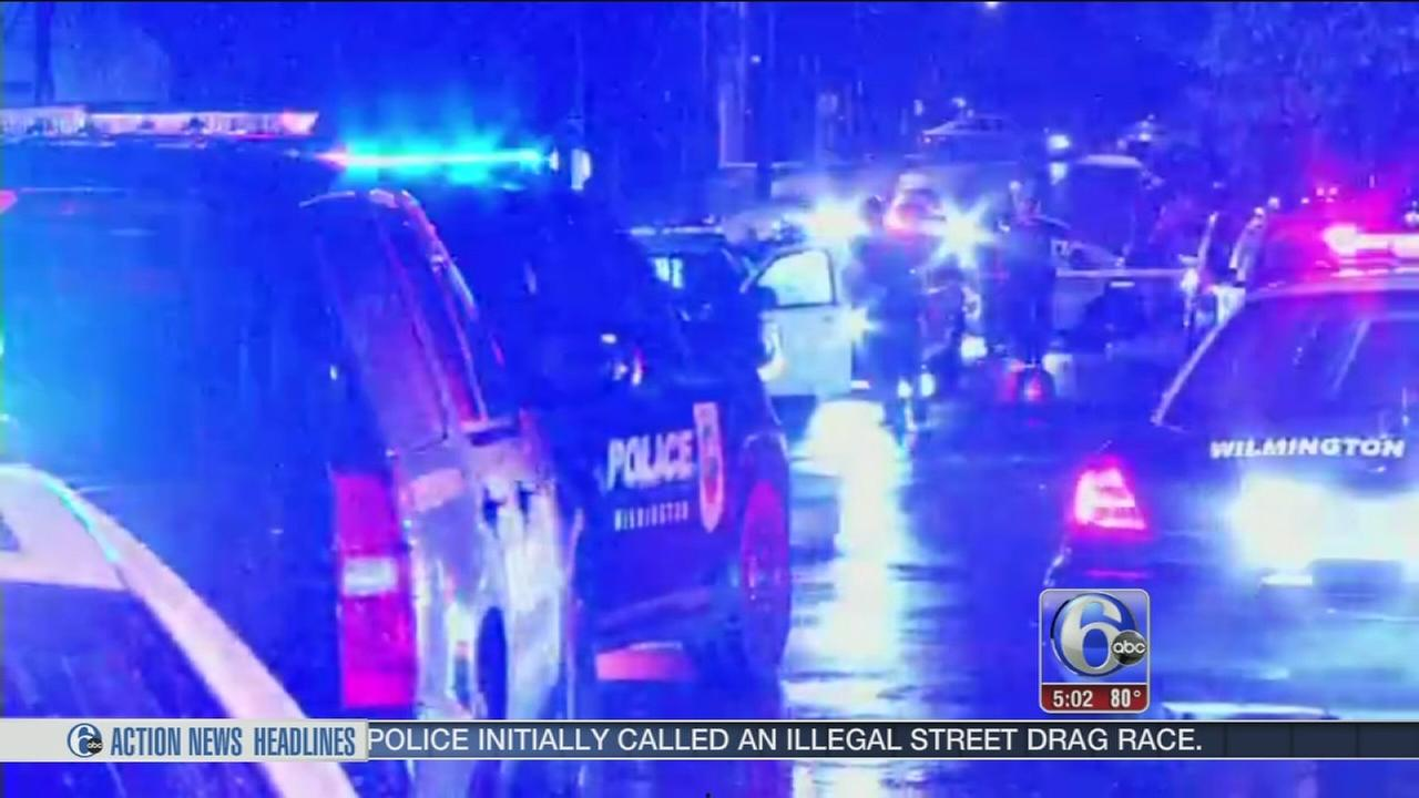 VIDEO: 5 shot in New Castle County, Del. within an hour