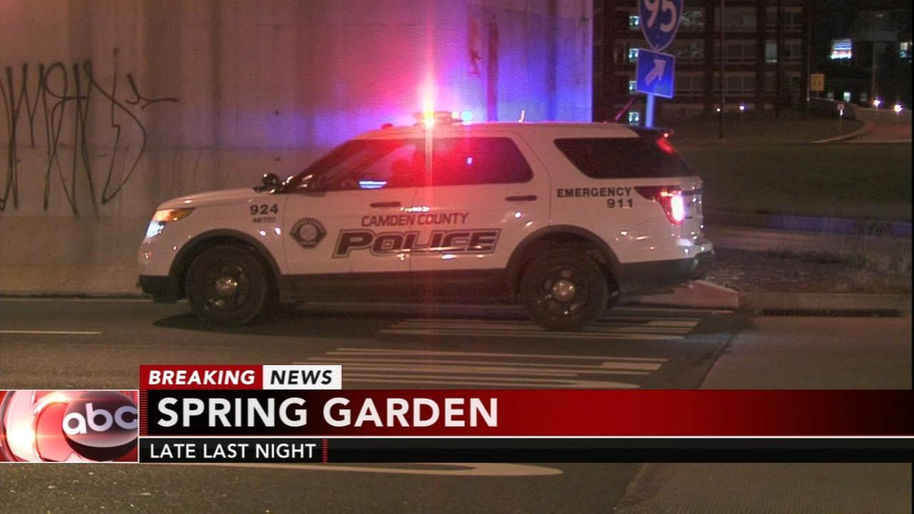 Shooting investigation in Camden, Philadelphia