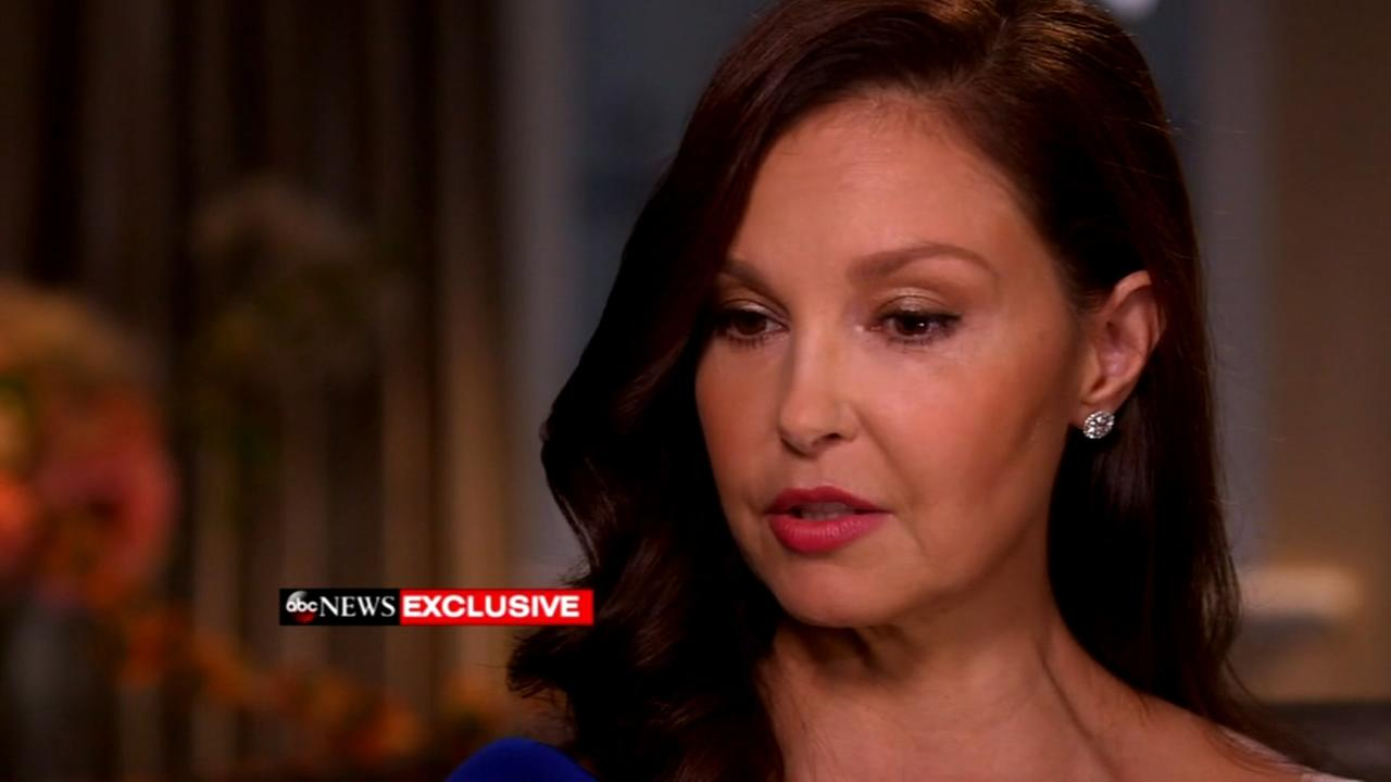 How Ashley Judd fought off Harvey Weinsteins alleged sexual harassment
