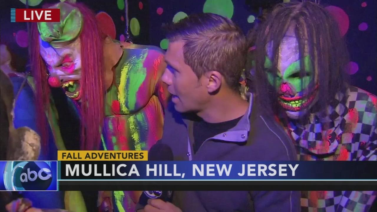 Adam Josephs Fall Adventure in Mullica Hill