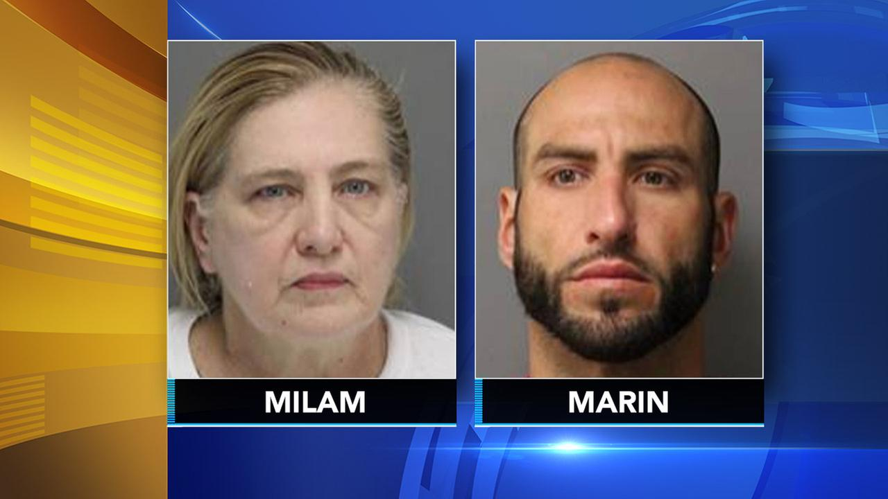 Pennsylvania mom and her inmate son face drug charges