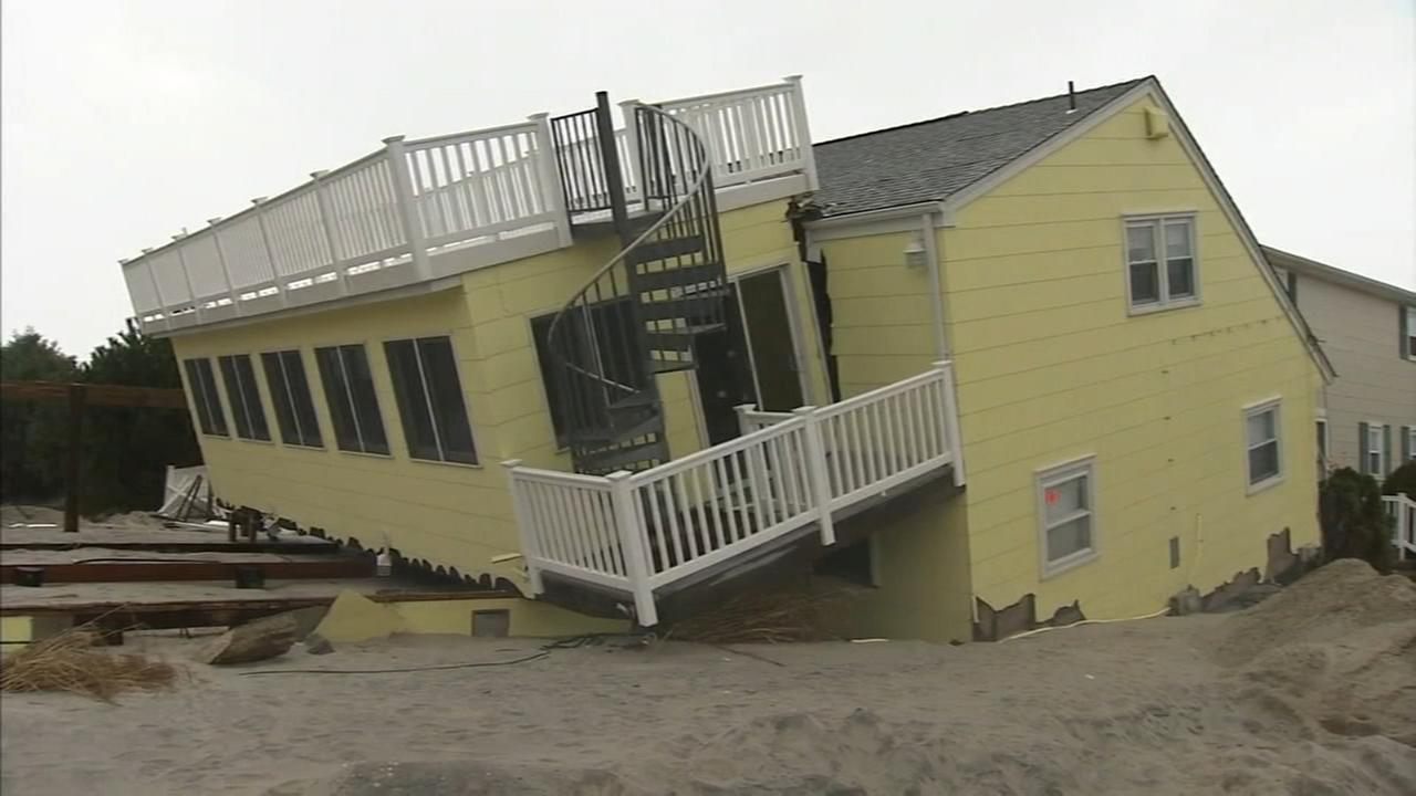 VIDEO: This weekend marks 5 years since Sandy