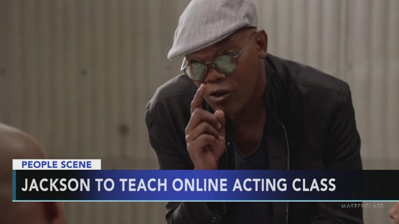 Samuel L. Jackson offering online acting class
