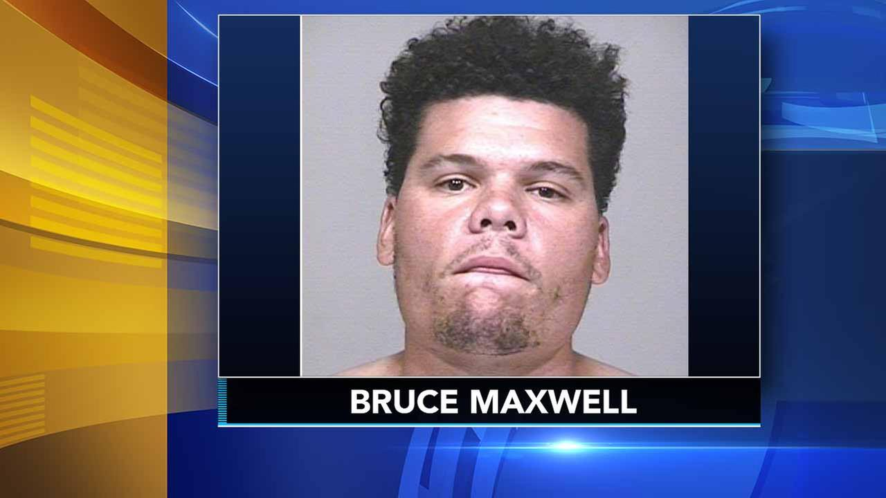 Oakland Athletics catcher Bruce Maxwell arrested in Arizona on gun charge