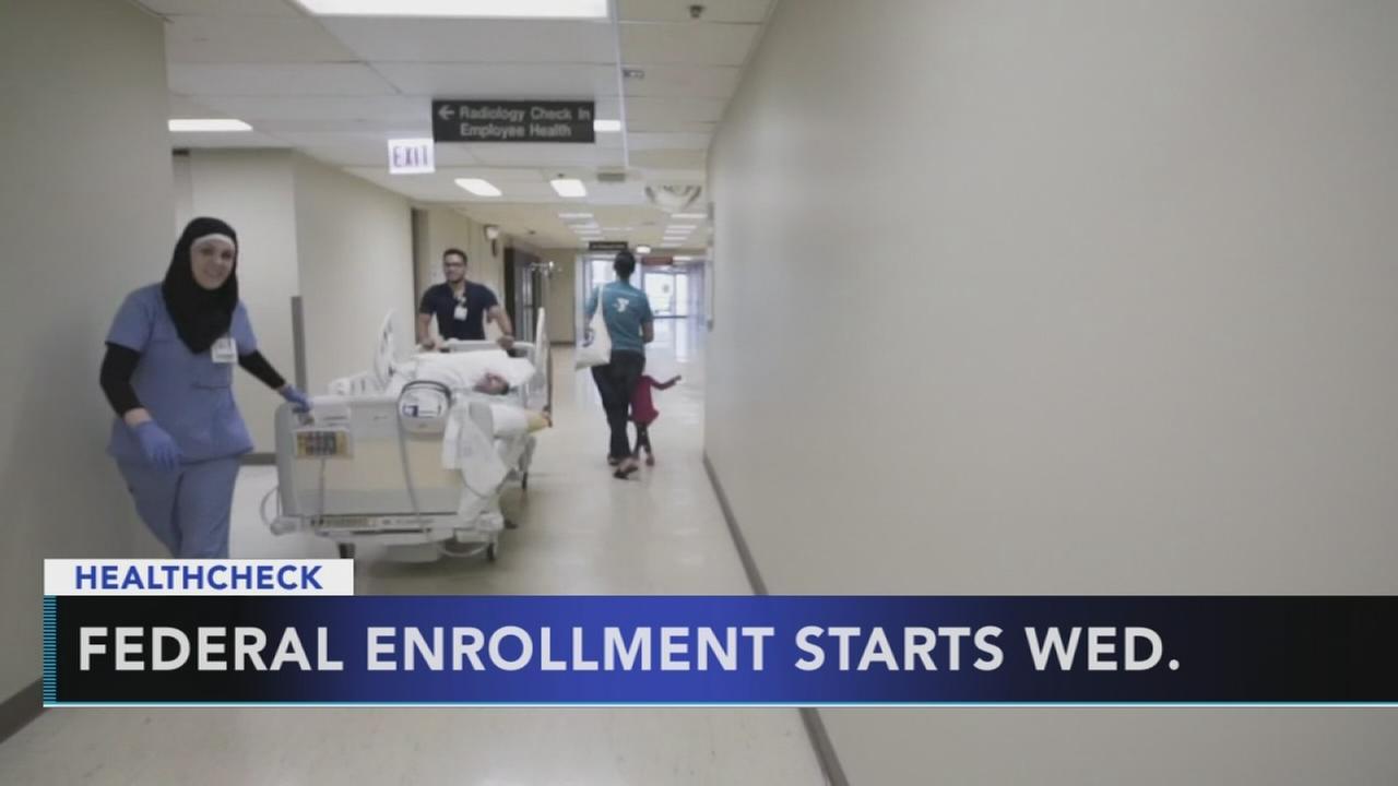 ACA Insurance enrollment starts Wednesday