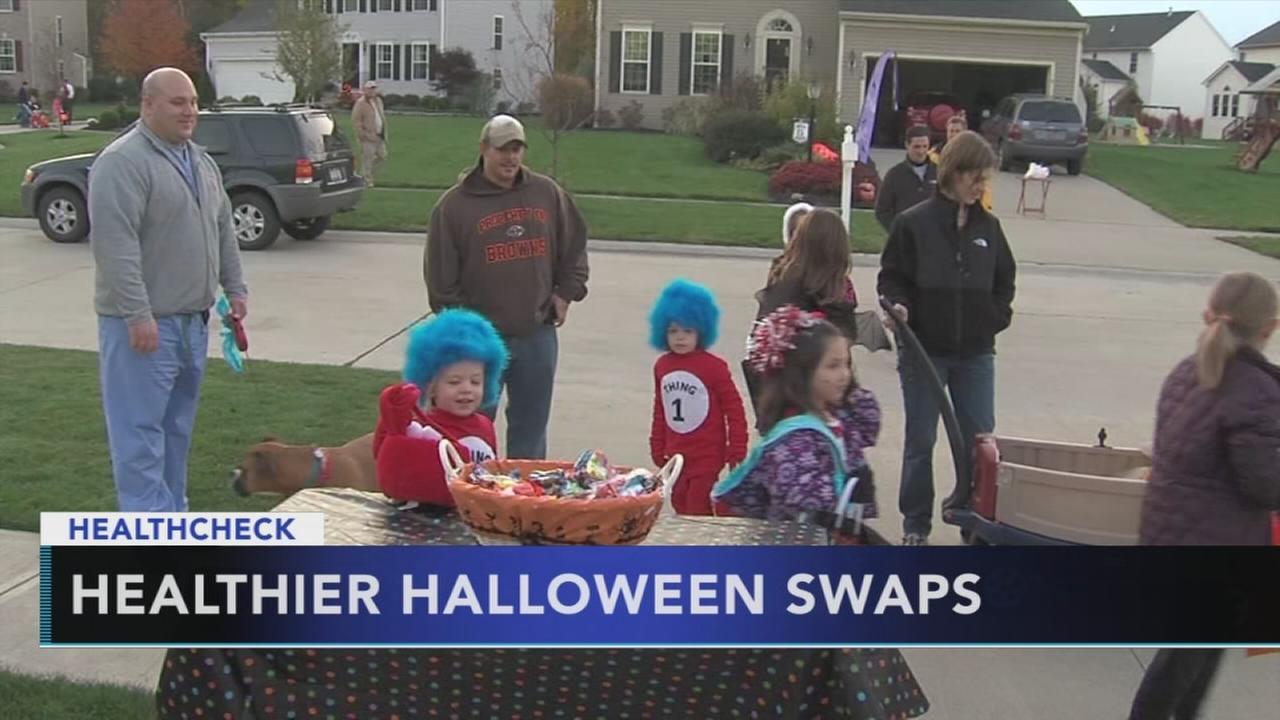 Healthcheck: Healthier Halloween swaps