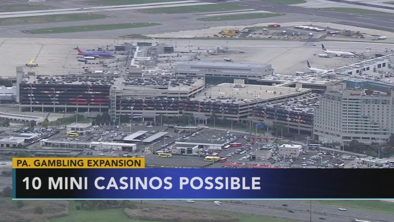 Wolf signs gambling expansion bill