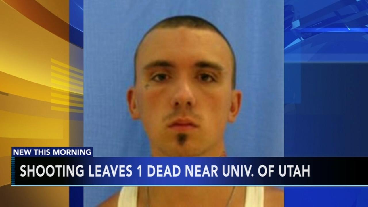 Police: 1 dead after shooting near University of Utah