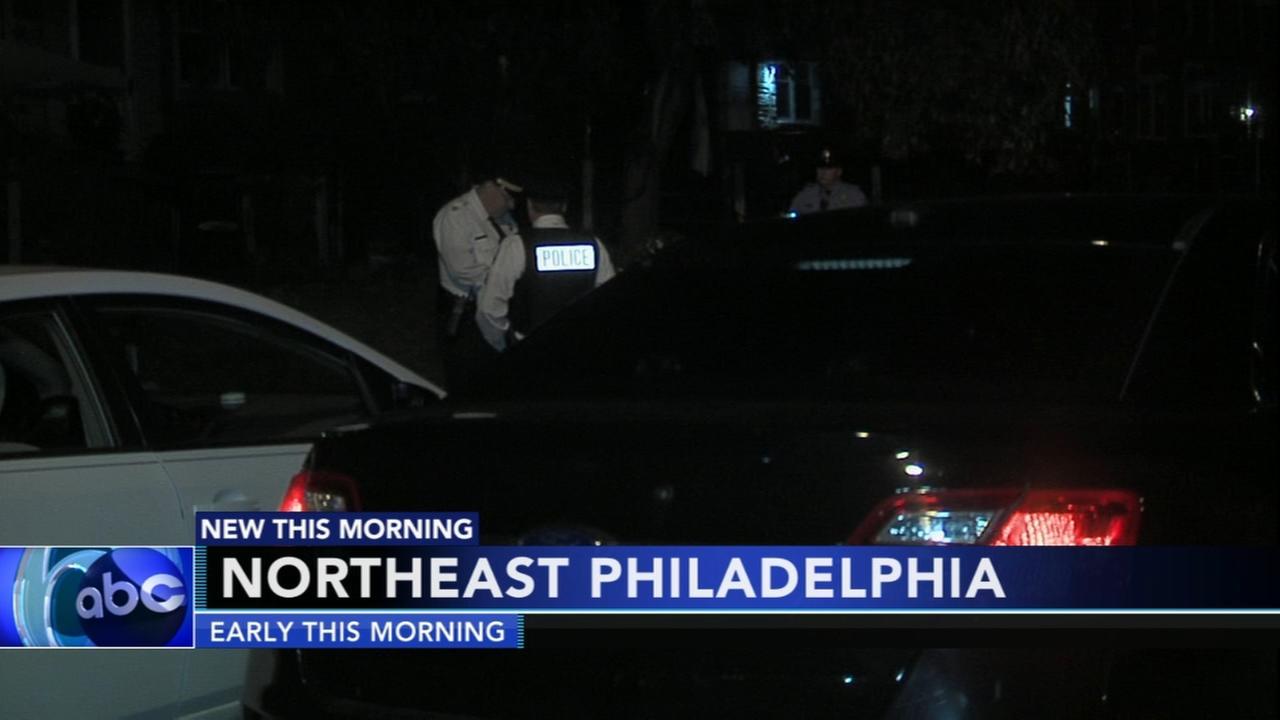 Man stabbed in Northeast Philadelphia