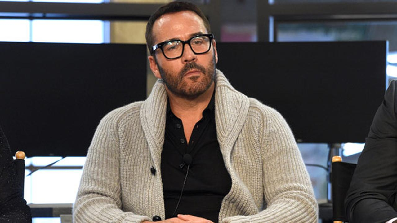 Jeremy Piven participates in the Wisdom of the Crowd panel during the CBS Television Critics Association Summer Press Tour at CBS Studio Center on Tuesday, Aug. 1, 2017.