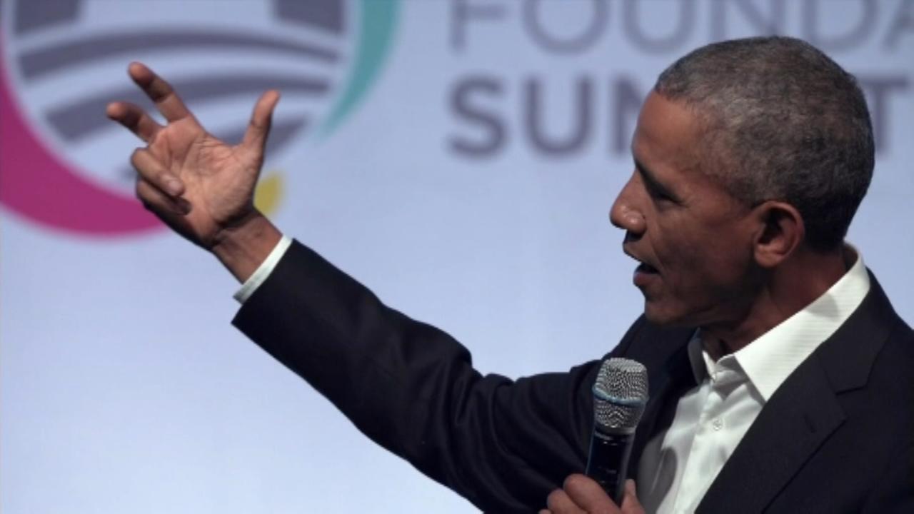 Obama says: No selfies at leadersjhip summit